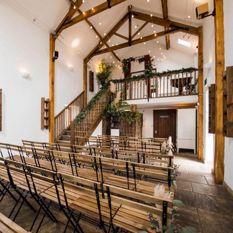 Location for civil ceremonies at Scarborough, tipi wedding venue